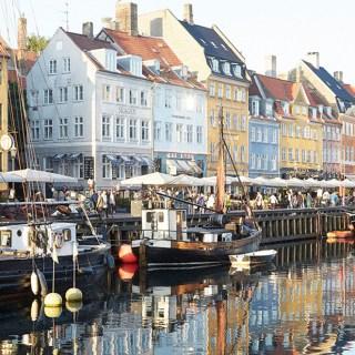 Tea in Copenhagen