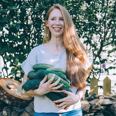 Lindsay Kluge - Ginger Tonic Botanicals
