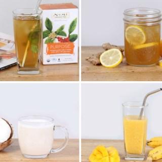Tea Time: Four Ways