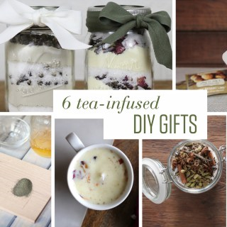 Tis the Season: 6 Tea-Infused DIY Gifts