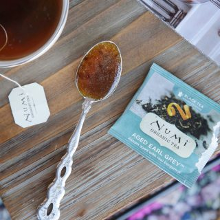 Swirl & Sip: Tea Honey Spoons