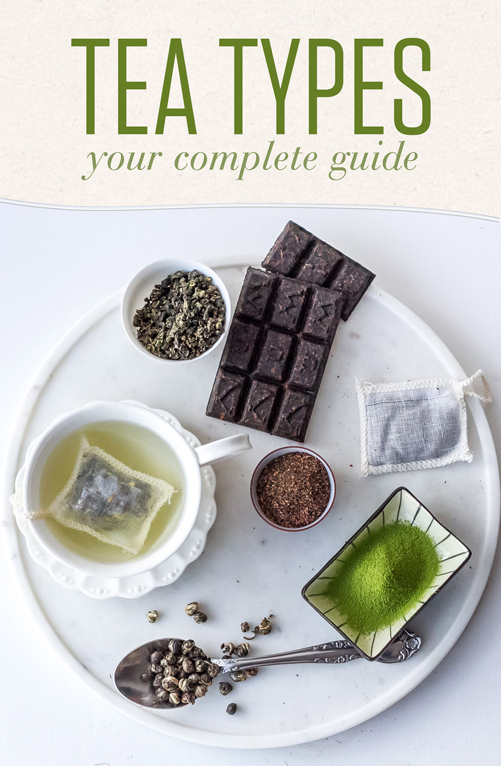 Your Complete Guide to Tea Types