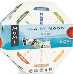 Tea by Mood by Numi Organic Tea
