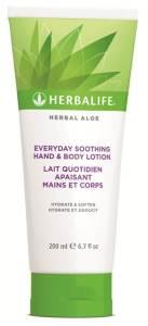 Herbal Aloe Loţiune pt. Mâini şi Corp