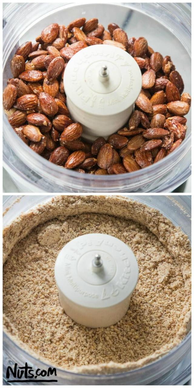 How to Make Almond Butter (Recipe)