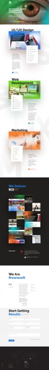 Nwaresoft Web Design, UX Digital Marketing Agency - India, IN