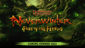 Fury of the Feywild Banner