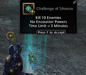 Challenge of Sivanus
