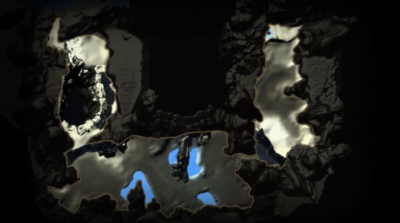 Fangbreaker Island Chilling Tunnels