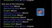 Abolethic Mount Pack
