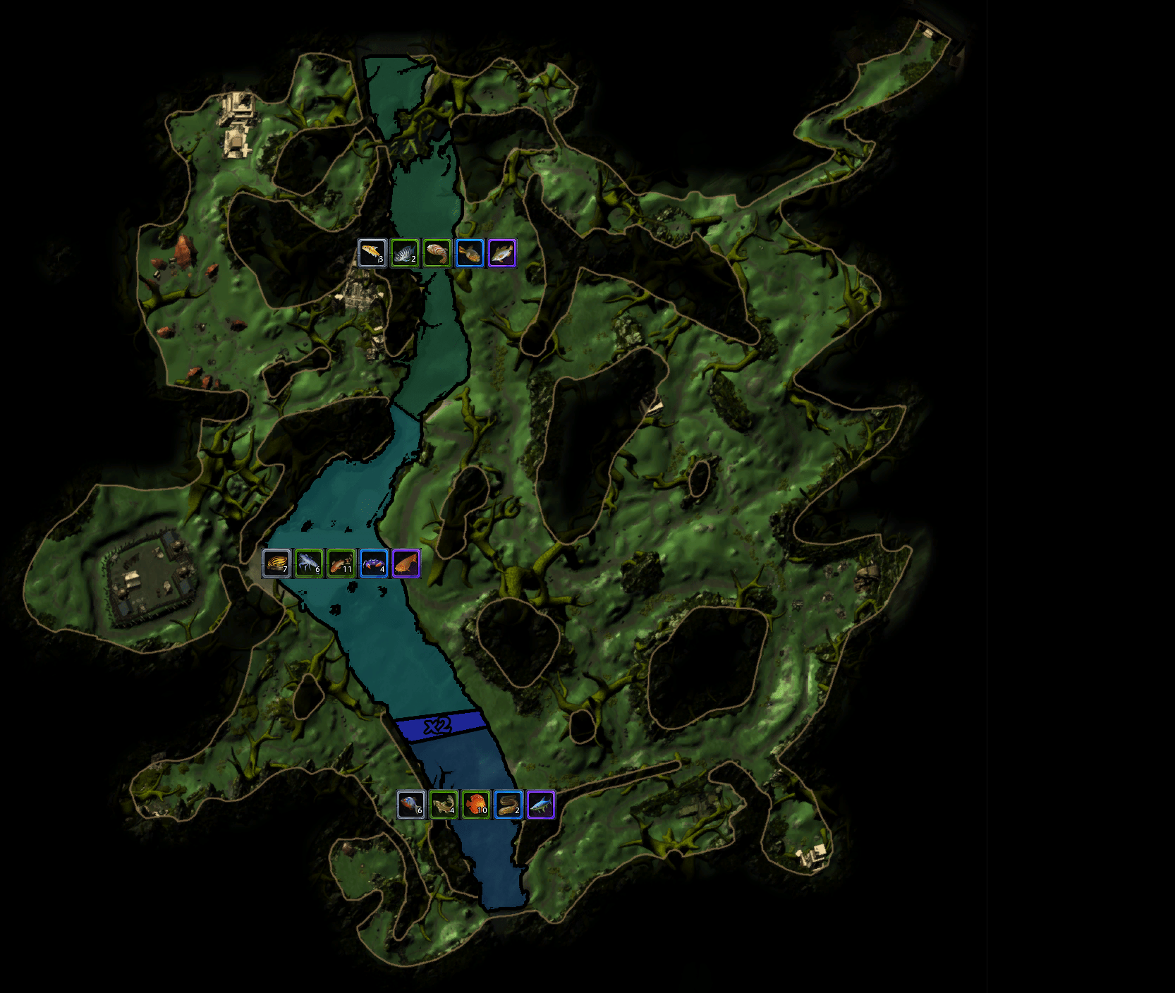 Chult Fishing Guide