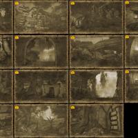 Omu Treasure Map Locations Omu