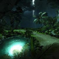 Lost City of Omu Zone