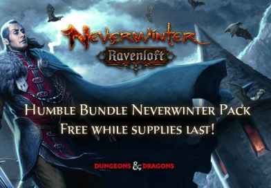 Humble Bundle Neverwinter Pack Giveaway (PC only)