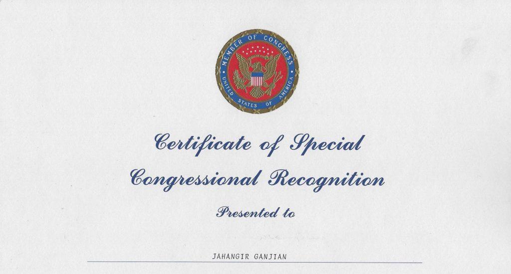 Congressional awards CongressnbspNext Generation Dental October