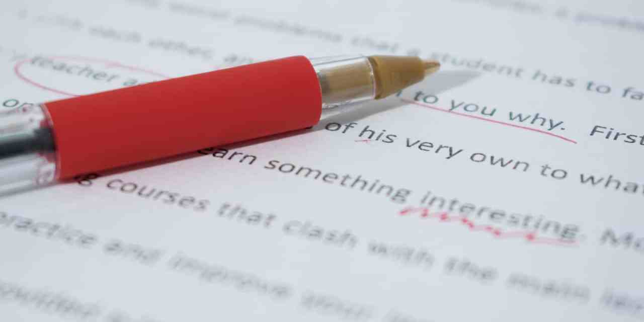 Why every business needs to take proofreading seriously