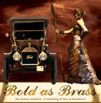 'Bold as Brass', World of WearableArt & Classic Cars Museum