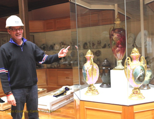 Wake-up Call For Canterbury Museum