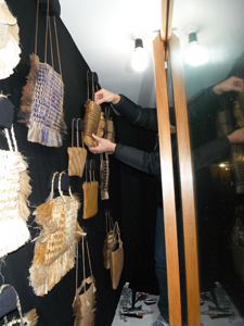 Installation. Image courtesy of Okains Bay Maori & Colonial Museum.
