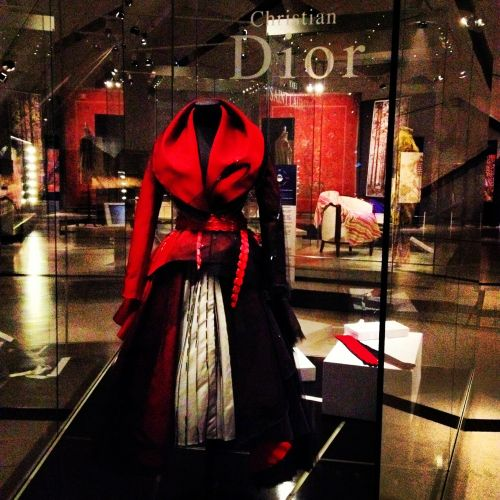 Doris Dior Reddingcote at ROM 1
