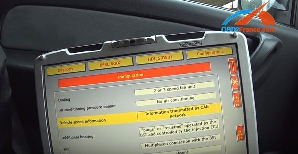 ignition switch and obd live data household wiring diagram india how to use lexia 3 for citroen berlingo 2 | obd2diy.fr officiel blog
