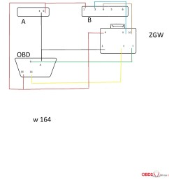 cgdi mb w164 wiring diagram [ 1280 x 1280 Pixel ]