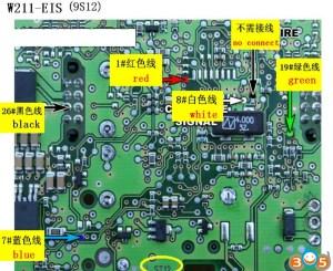 W220 Eis Wiring Diagram  Wiring Diagram