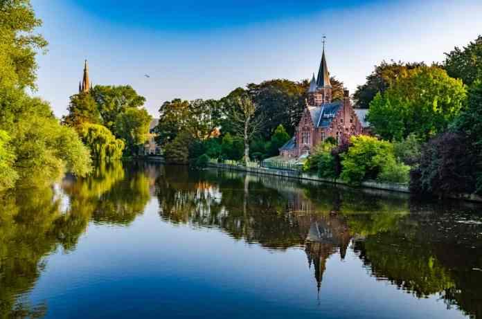 Lake of Love Brugge