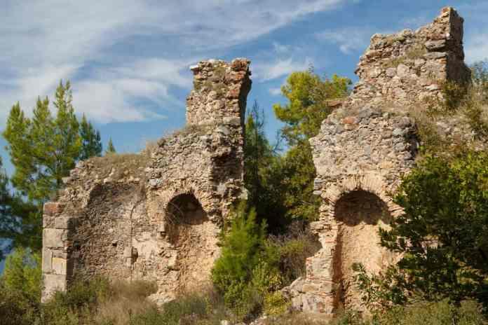 Syedra Antik Kenti Alanya