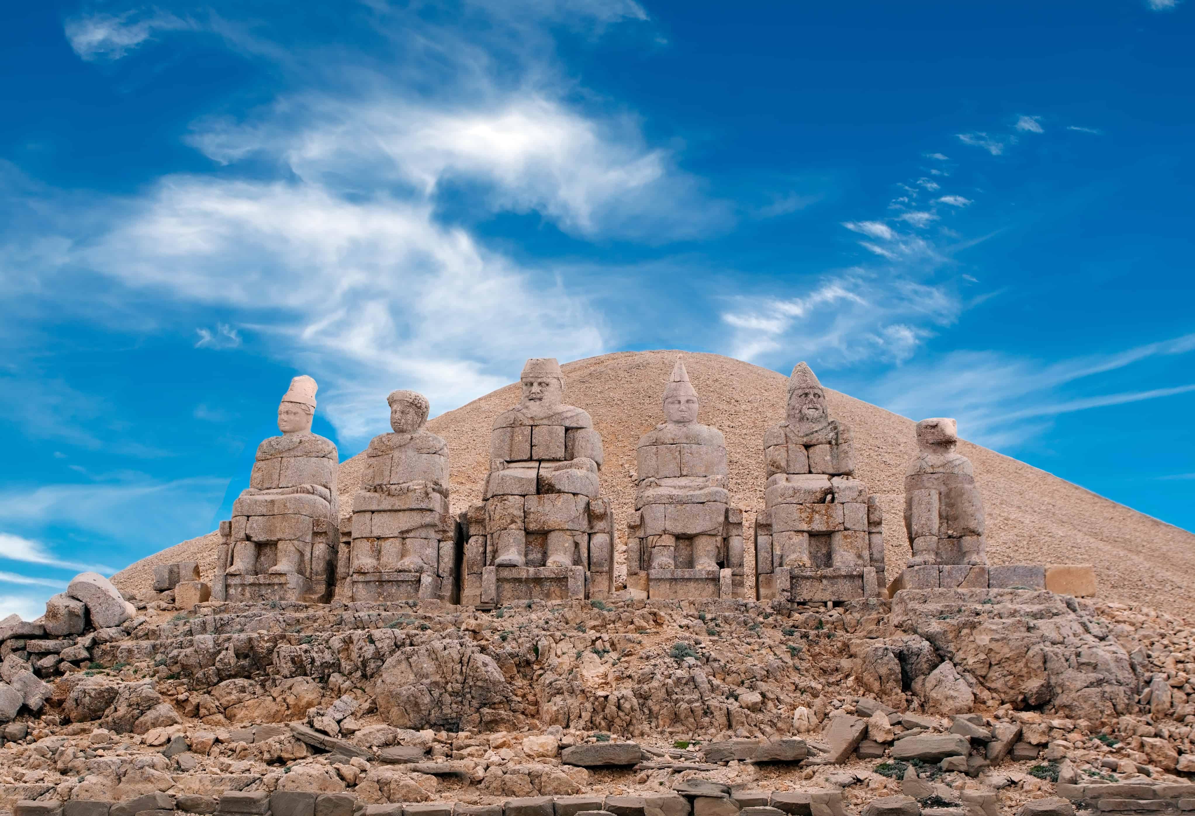 Türkiye'nin En Popüler 20 Tarihi Yeri