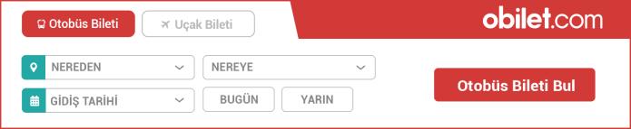 obilet Desktop Banner