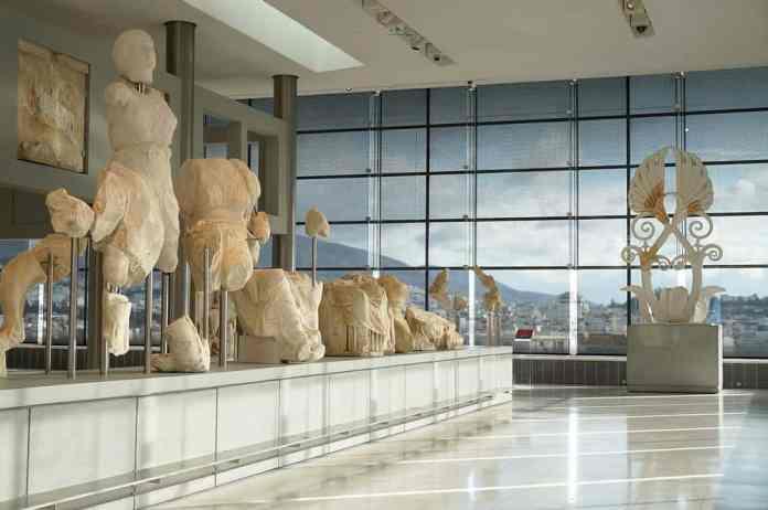 Akropolis Müzesi, Atina