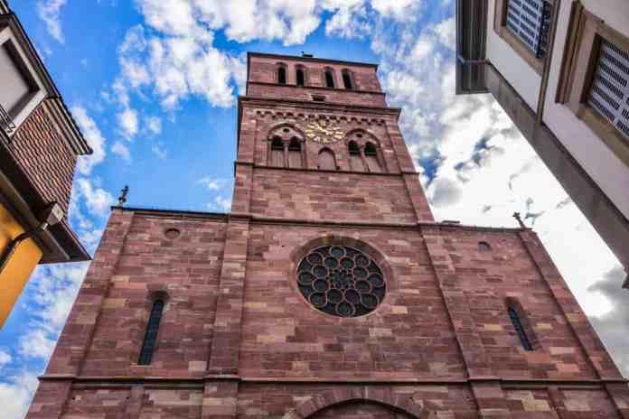 Eglise Saint Thomas