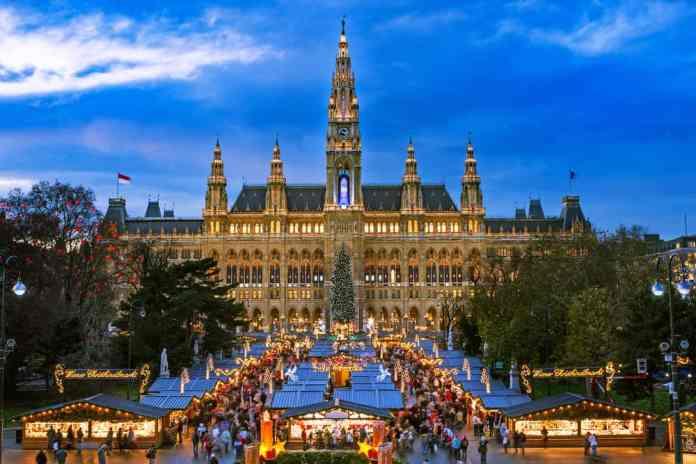 Viyana Christmas