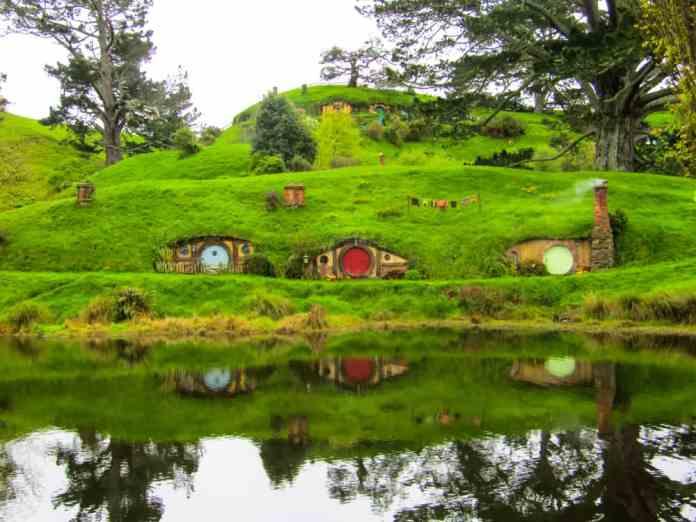 Hobbiton, Yeni Zelanda