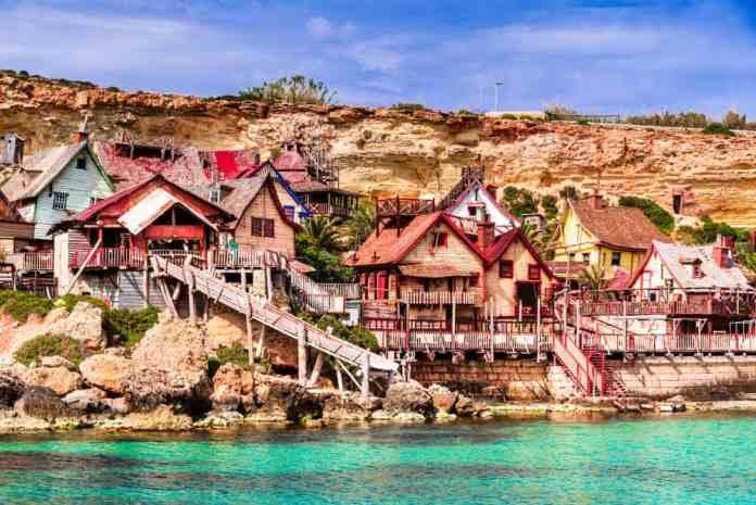Popeye Köyü, Malta