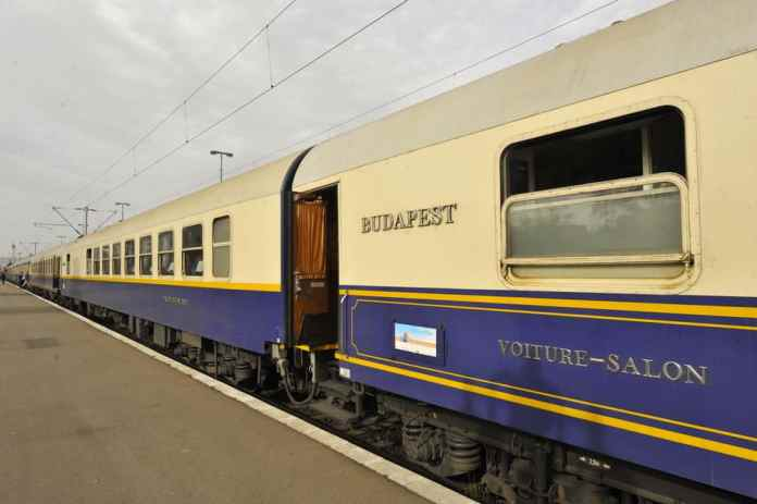 Golden Eagle Macaristan Tren