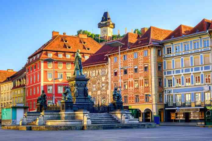 Graz Avusturya