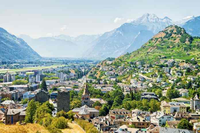 Sion İsviçre