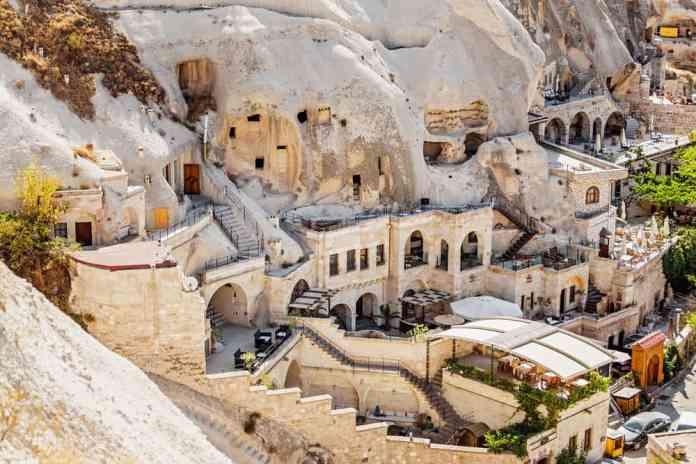Kelebek Mağara Oteli, Kapadokya, Türkiye
