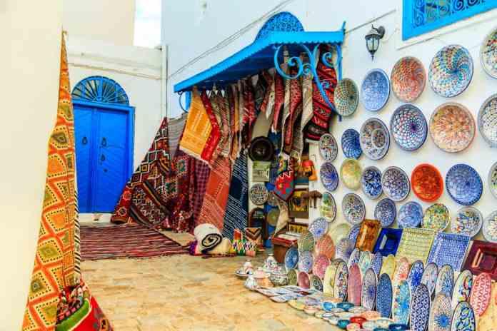 Sidi Bou Said, Tunus