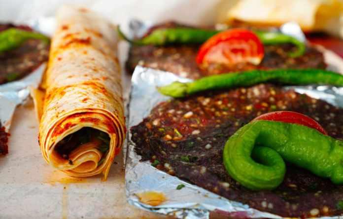 Hatay Kebab
