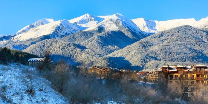 Pirin Ulusal Parkı, Bansko Bulgaristan