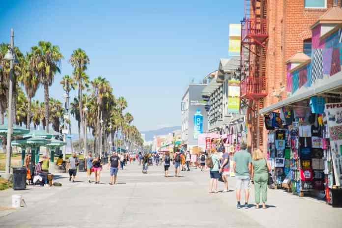 Venice Plajı Los Angeles