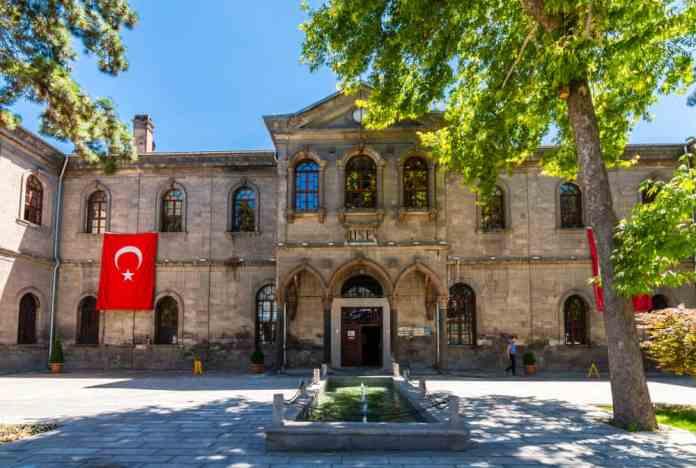 Kayseri Lisesi Milli Mücadele Müzesi