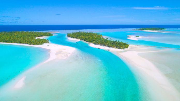 One Foot Adası, Cook Adaları, Avustralya