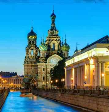 St. Petersburg Rusya
