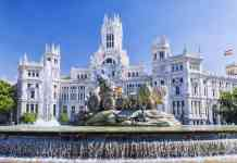 Madrid İspanya