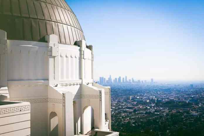 Samuel Oschin Planetaryumu Los Angeles