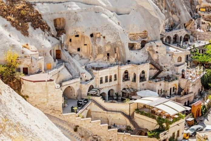 Kapadokya Kelebek Mağara Otel